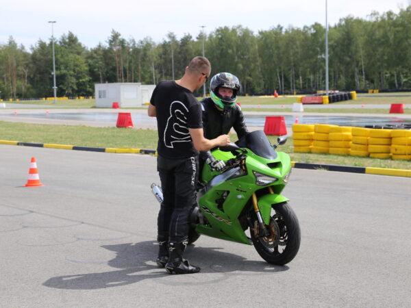 Bezpieczny Motocyklista Szkolenie
